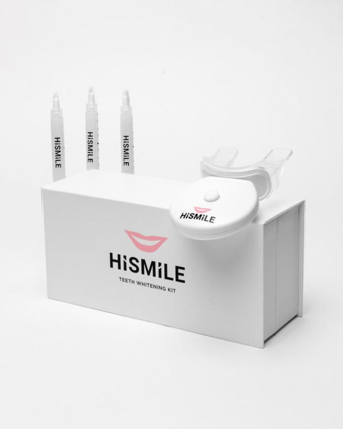 HiSmile - blanchiment des dents - action - France - prix