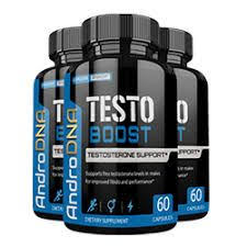 Androdna Testo Boost - France - composition - action
